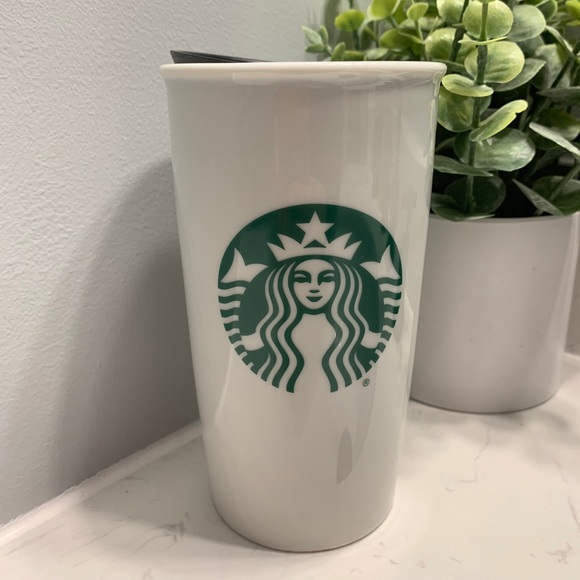 Starbucks ceramic cup